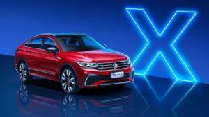 2021 Volkswagen Tiguan X