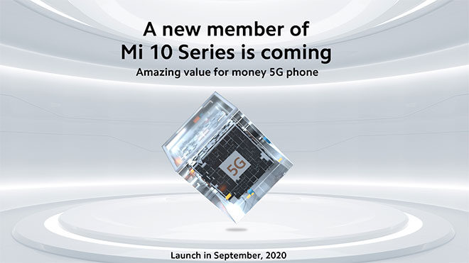 Xiaomi Mi 10 serisi