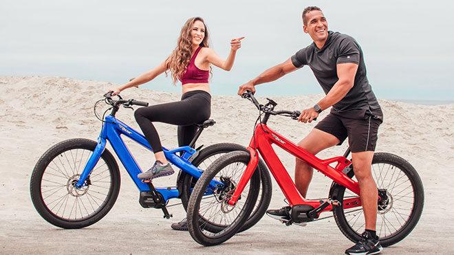 Radiant Carbon elektrikli bisiklet