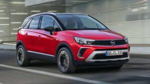 2021 Opel Crossland