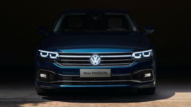 2021 Volkswagen Phideon