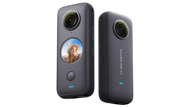 360 derece kamera Insta360 ONE X2