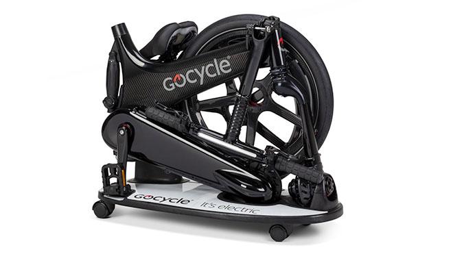 katlanabilir elektrikli bisiklet: Gocycle G3+