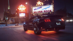 Need for Speed PlayStation Plus