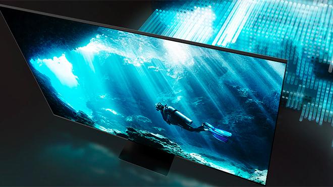 Samsung Q800T 8K QLED TV
