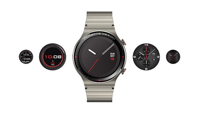 Huawei Watch GT2 Pro Porsche Design akıllı saat