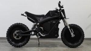 Droog E-Fighter V2 elektrikli motosiklet