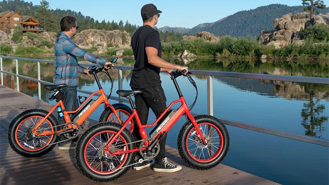 Pedego Elementelektrikli bisiklet