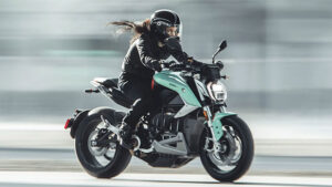 Zero Motorcycles 2021 serisi elektrikli motosiklet