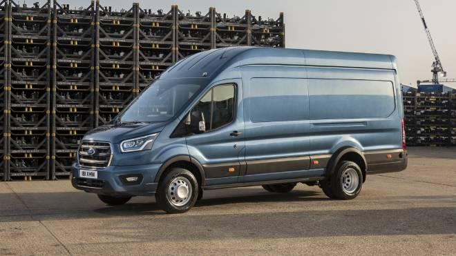 2021 Ford Transit 5 Ton