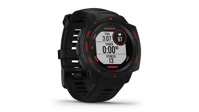 Garmin Instinct Esports Edition akıllı saat