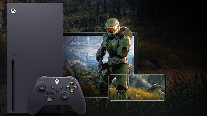 Xbox iphone ipad