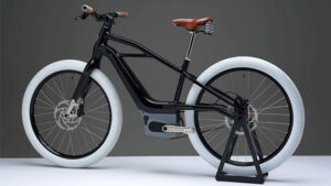 Harley-Davidson elektrikli bisiklet Serial 1