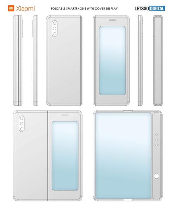 İlk Xiaomi katlanabilir telefon için ihtimal dahilinde yeni gösterge
