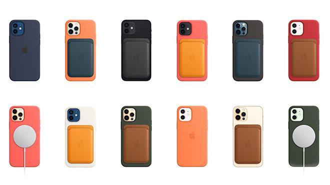 iPhone 12 ailesine özel yeni aksesuar serisi: MagSafe - LOG