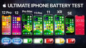 iPhone 11 iPhone 12