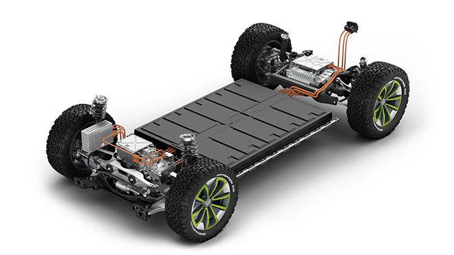iphone foxconn elektrikli otomobil