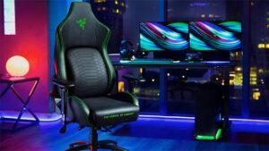 Razer Iskur oyuncu koltuğu