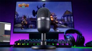 Razer Seiren Mini mikrofon