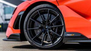 Pirelli McLaren