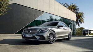 2020 Mercedes C-Serisi
