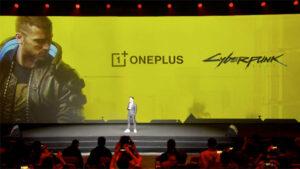 OnePlus 8T için özel Cyberpunk 2077 sürümü