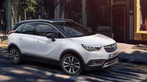 2020 Opel Crossland X
