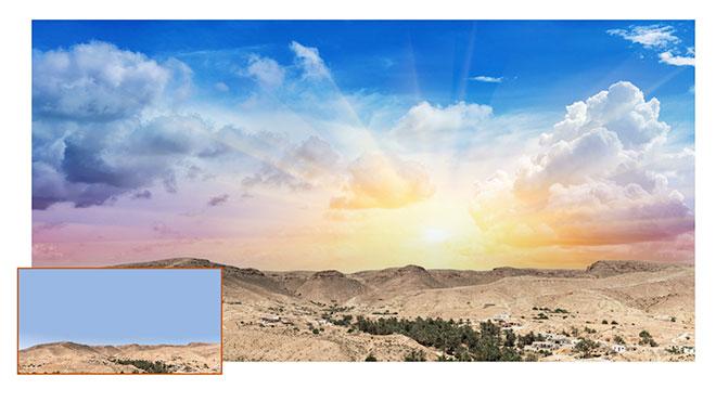 Photoshop için büyülü gökyüzü aracı ve fazlası geldi, iPad için Illustrator çıktı