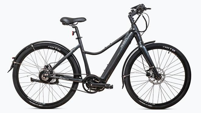 Priority Bicycles imzalı Priority Current, elektrikli bisiklet