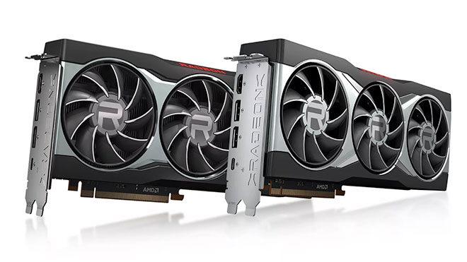 AMD Radeon RX 6800 XT Nvidia