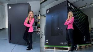 Xbox Series X buzdolabı