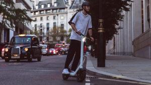 Taur Elektrikli scooter