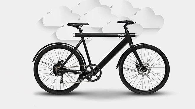 Wing Freedom X elektrikli bisiklet