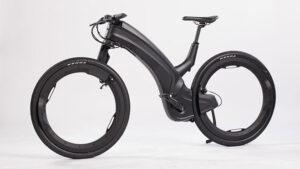 Elektrikli bisiklet Reevo