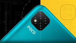 POCO X3 NFC POCO C3