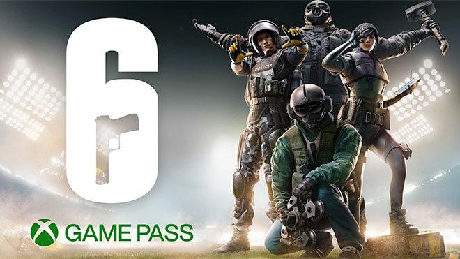 Xbox Game Pass için Rainbow Six Siege müjdesi geldi