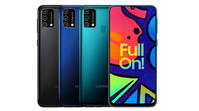 Samsung Galaxy F41 Samsung Galaxy F62