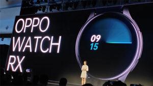 OPPO Watch RX akıllı saat