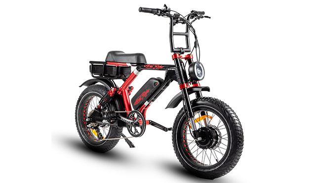 Ariel Ride Grizzly elektrikli bisiklet