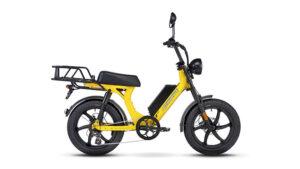 112 km menzilli yeni elektrikli bisiklet: HyperScorpion Express