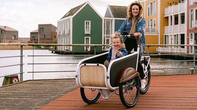 Bunch Coupe elektrikli bisiklet