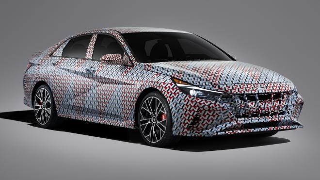 2021 Hyundai Elantra N