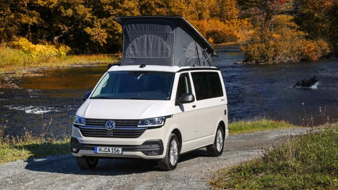 2021 Volkswagen California 6.1