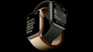 Apple Watch Series 6 akıllı saat Covid-19