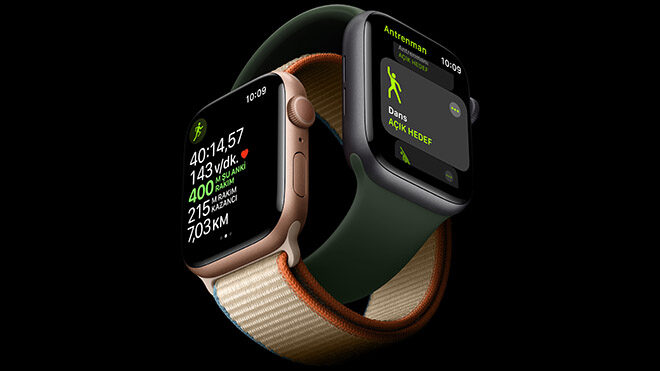 Apple Watch Series 6 akıllı saat Covid-19