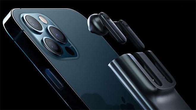 Apple MagSafe ile iPhone 12
