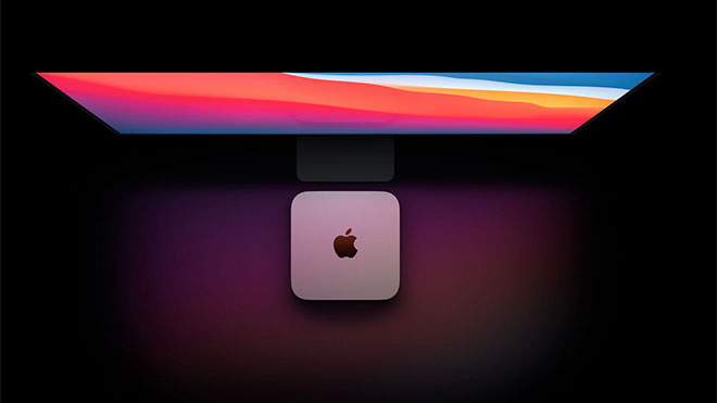 Apple M1 Apple Silikon