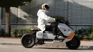 BMW Motorrad, Definition CE 04 elektrikli motosiklet