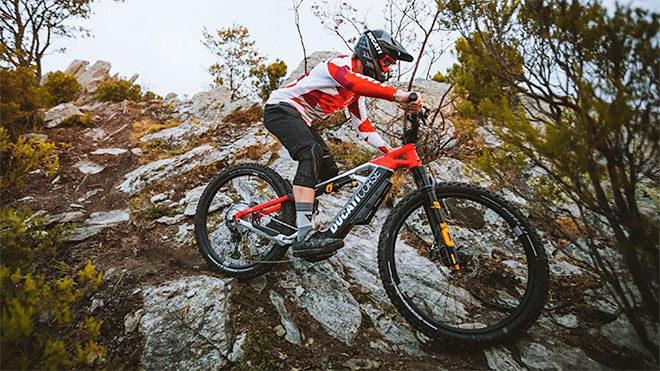Ducati TK-01RR elektrikli bisiklet