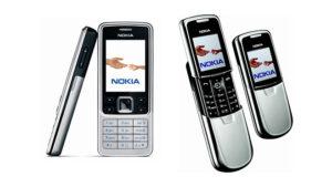 Nokia 6300 4G ve Nokia 8000 4G